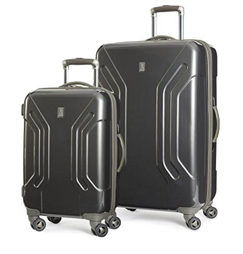 travelpro-inflight-lite-hardside-spinner-2-piece-set-20-28-gunmetal-gray