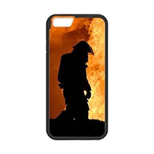 """Onshop Fire Fighter Custom Phone Case Laser Technology for iPhone 6 4.7"""""""