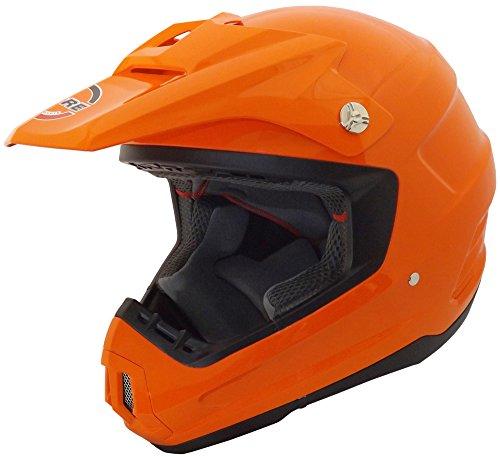 Core Helmets Hunter Safety MX-1 Off-Road Helmet (Orange, Medium)