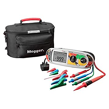 Amazon Megger Mft1720 17th Edition Multifunction Tester By
