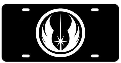 - Jedi Star Wars Gloss Black Tag