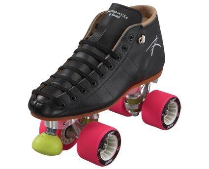 Quad Roller Skate- Riedell Roller Derby- Torch