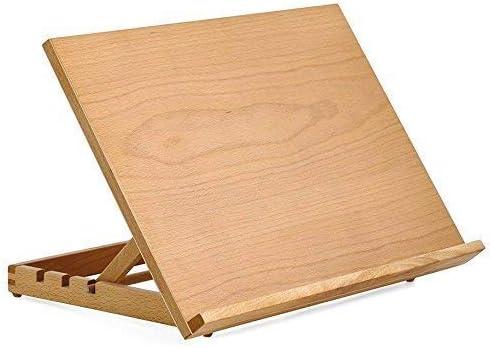 Quickdraw Caballete de mesa ajustable tamaño A3, para arte y ...
