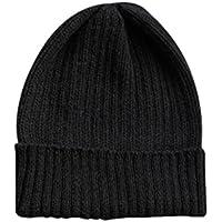 733b7d67857 MIOIM Unisex Mens Womens Hat Warm Cable Knitted Stripes Pattern Skull  Beanies Ski Cap