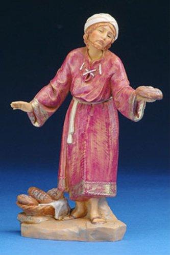 Fontanini Darius The Baker * Nativity Village Collectible 57522