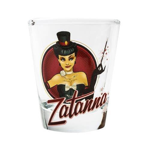 UPC 855289005785, DC Bombshells Zatanna Shot Glass