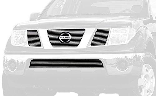 [Carriage Works 42462 Polished Billet Aluminum Grille] (Nissan Pathfinder Carriage)