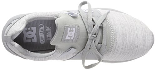 DC Grey TX Zapatillas Xsss Heathrow Gris Combo Grey Shoes para Se Mujer Grey rTwq8rORgx