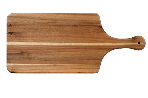 Villa Acacia Large Wooden Cheese Board and Pizza Board by Thirteen Chefs (Image #7)
