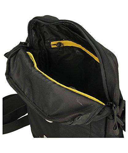National Geographic Umhängetasche Schultertasche schwarz 34x8x27,5cm Tasche 01104 06 Bowatex