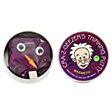 Rampmu Magnetic Plasticine Clay Kids Adults Non-Toxic Toy Funny Stress Relieve (Purple)