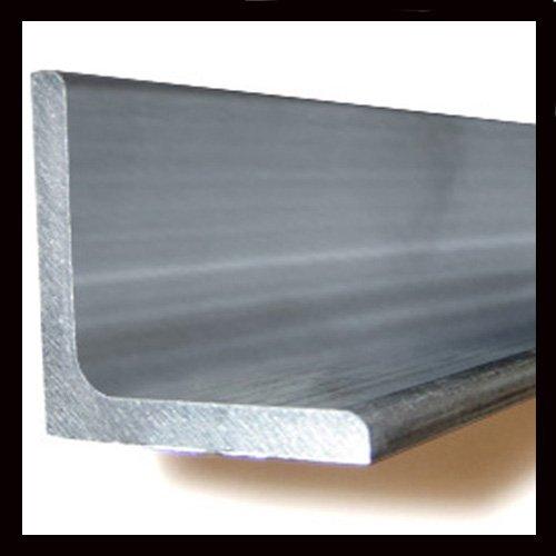 Stock Car Steel Aluminum Angle, 6061-T6, 1-1/2
