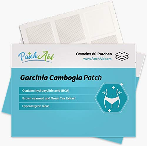 Garcinia Cambogia Topical Patch by PatchAid (12-Month Supply)