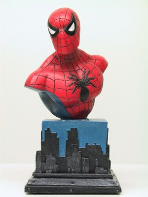 Spider-Man Mini Bust by Bowen Designs