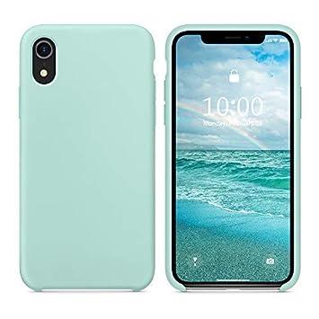 coque vert iphone xr