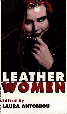 Book Leatherwomen (Rosebud Book)