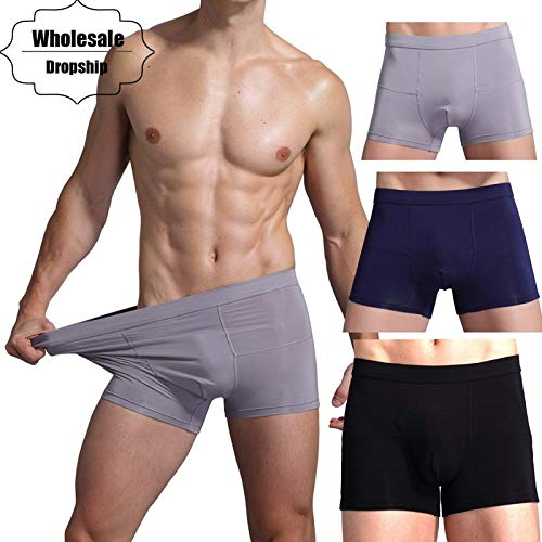 OUSPOTS Cotton Male Underwear Boxers Men Underpants Breathable Boxer Sexy Shorts Slip Homme Panties Man Gay Panty Bokser Knikers