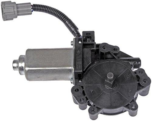 Dorman 742 527 infiniti nissan front window lift motor for Car window motor replacement cost