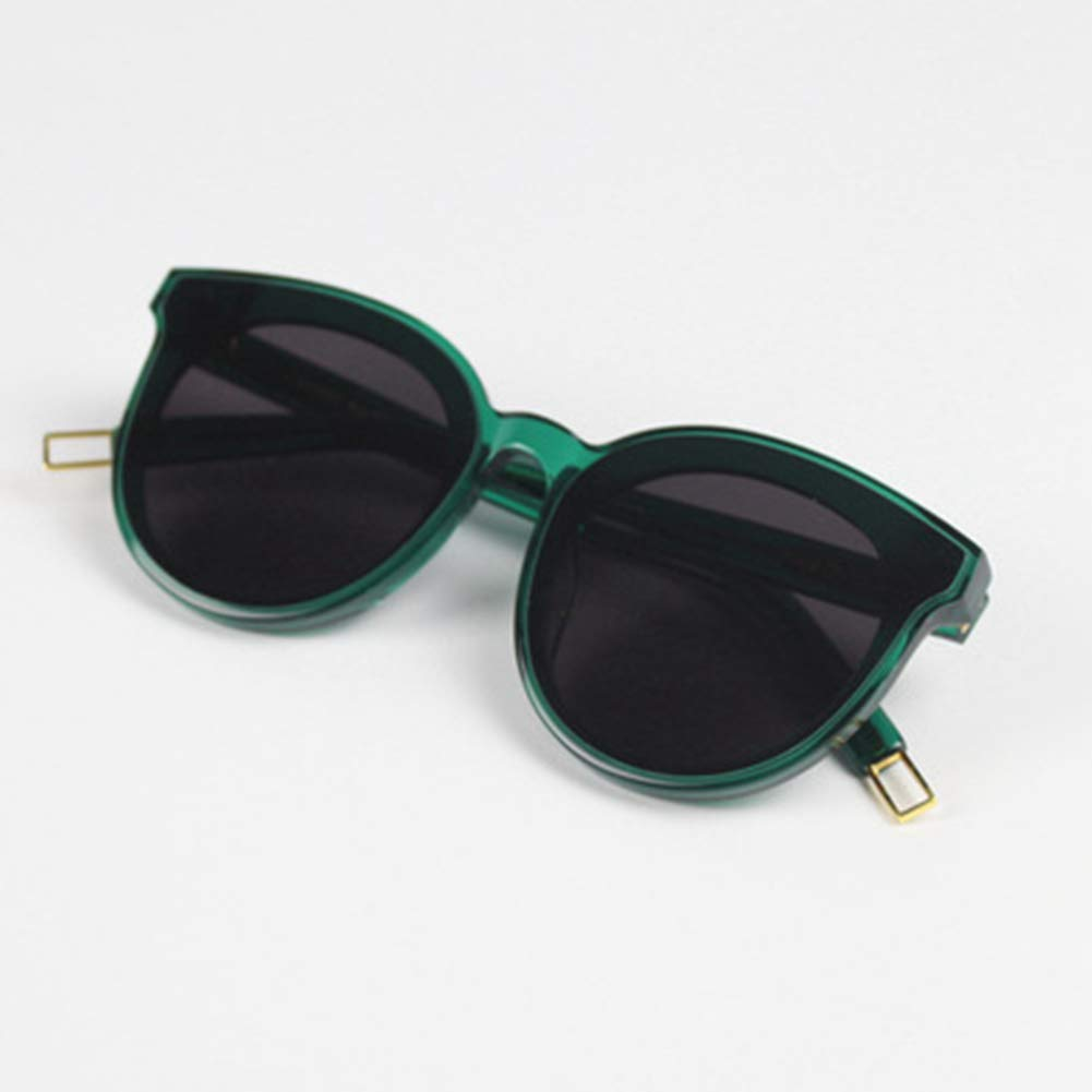 Mttons New sunglasses star sunglasses female Korean version of the tide retro Harajuku style square face