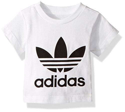 adidas Originals Baby Infant Originals Trefoil Tee