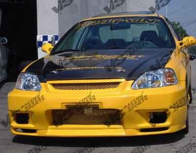 VIS Racing 99-00 Honda Civic OEM Carbon Fiber Hood (99HDCVC2DOE-010C)