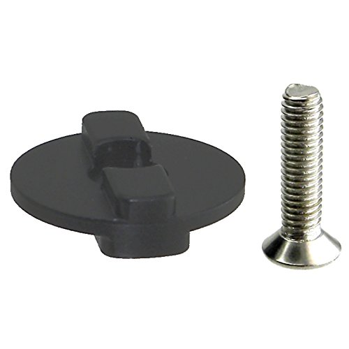 Boss Adapter & Metal Control Lever / Bogen / Manfrotto Tripod Head Female to Male for Clamp Replacement Desmond (Compatible with Bogen / Manfrotto / Gitzo Heads)