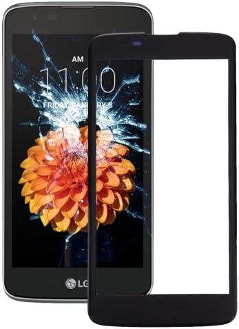 alsatek Reemplazo Cristal Delantero para LG K7 Negro: Amazon.es: Electrónica