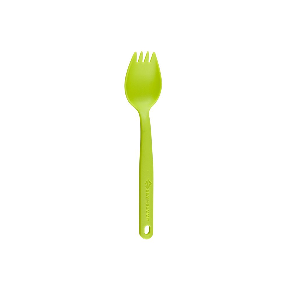 Sea to Summit Camp Cutlery Spork, Lime, One Size, Lime, One Size
