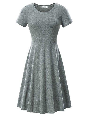 Round Womens Dress - 5
