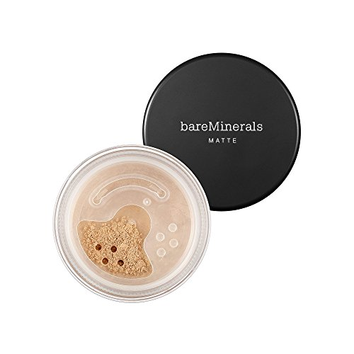 Bareminerals 0.21Oz Medium Beige Matte Foundation Spf 15