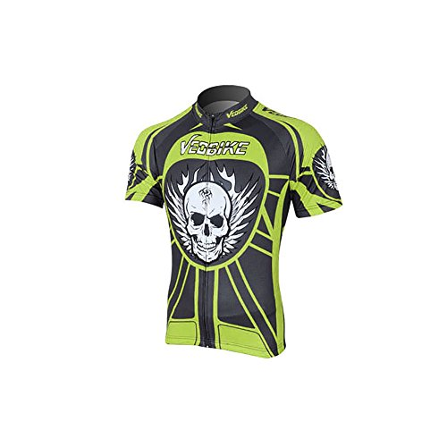 Fisher Short Sleeve Cycling Jersey