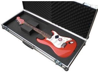 Fender Stratocaster vuelo caso: Amazon.es: Instrumentos musicales