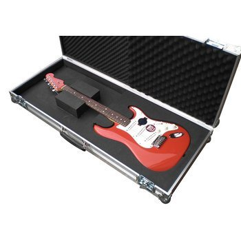 Fender Stratocaster Flight Case: Amazon.es: Instrumentos ...