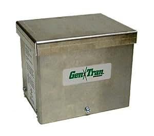Amazon.com : GenTran 14302 30 Amp Aluminum Power Inlet Box