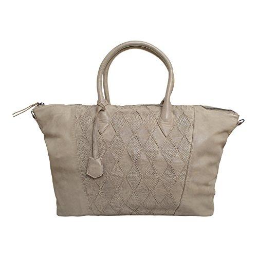 """Sac porté épaule pour femme """"Le Chic-de Another Bag-Couleur Crème"""