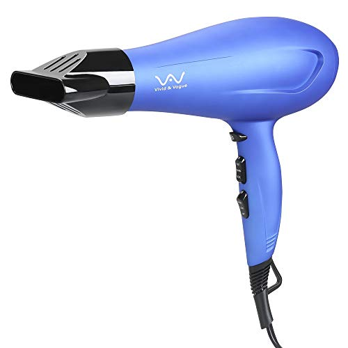 Vav Blow Dryer 1875w Negative Iron Professional Hair Dryer