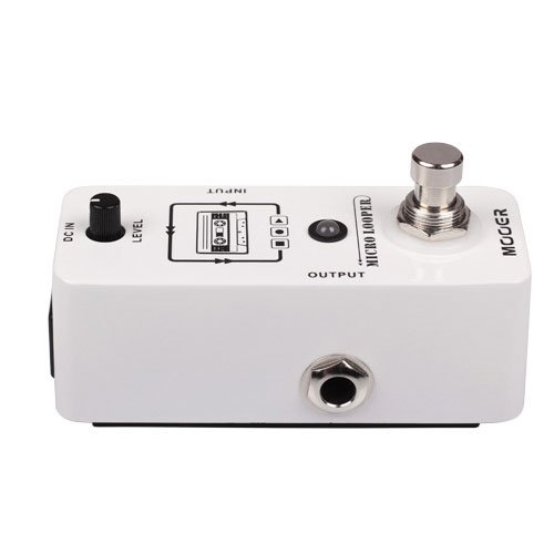 Mooer Micro Looper Effects Pedal by Mooer (Image #2)