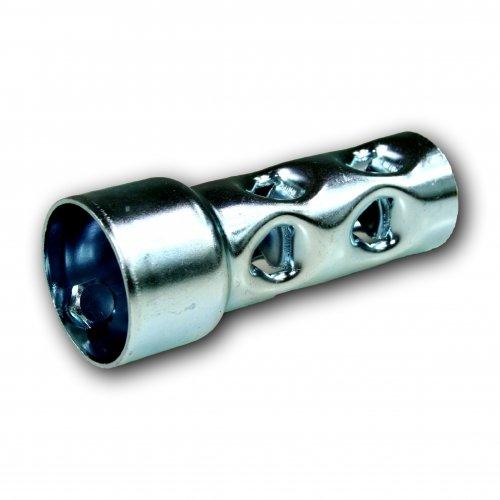 Universal DB killer 40 mm x 100 mm, for 1 3/4-inch manifold KUSTOM66 GmbH TH010011
