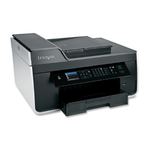 Lexmark Pro715 Wireless Inkjet All-in-One Printer with Scanner, Copier and Fax