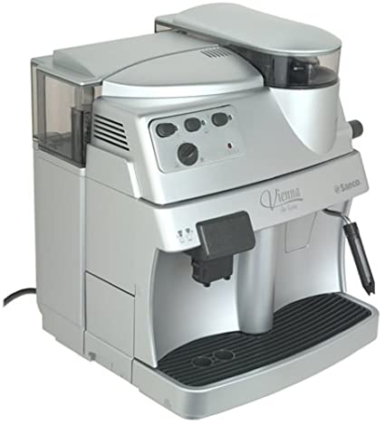 Amazon saeco vienna deluxe superautomatic espresso coffee and saeco vienna deluxe superautomatic espresso coffee and cappuccino machine fandeluxe Images