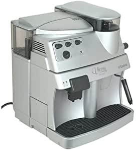 Amazon.com: Saeco Vienna Deluxe SuperAutomatic Espresso Coffee and Cappuccino Machine ...