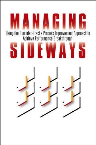 Managing Sideways: Using The Rummler-Brache Process Improvement Approach to Achieve Performance Breakthrough