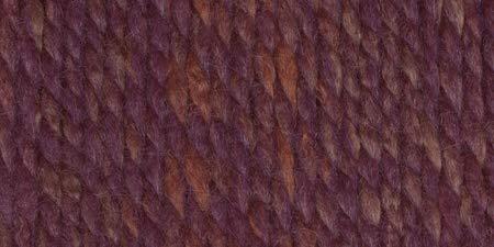 Crushed Violets - Lion Brand Wool-Ease Thick & Quick Bonus Bundle Yarn-Crushed Violets