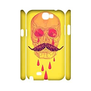 Brand New Durable 3D Case for Samsung Galaxy Note 2 N7100 with Skull shsu_1990144 at SHSHU