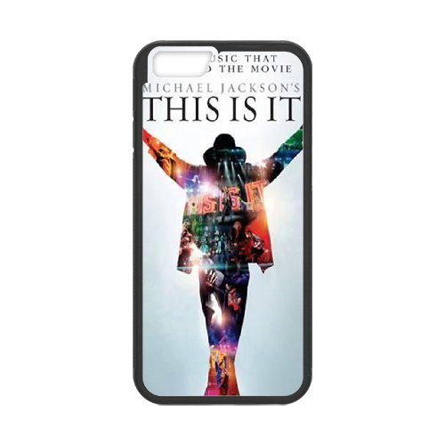 """LP-LG Phone Case Of Michael Jackson For iPhone 6 (4.7"""") [Pattern-6]"""