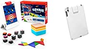 Osmo - Genius Starter Kit for iPad (New Version) - Ages 6-10