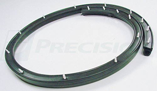 Precision Automotive 81-91 Chevy/GMC Truck Hood to Cowl Seal Weatherstrip C10 Blazer (Blazer Cowl)