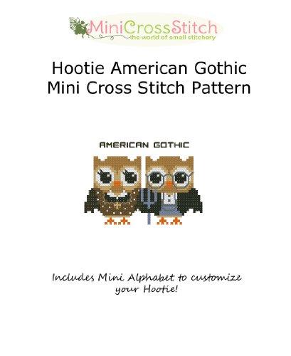 Gothic Cross Stitch - 7