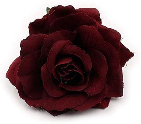 21 Head Artifical Plastic Rose Silk Flower Bouquet Diy Wedding Home Decors Gift Home Garden Home Decor