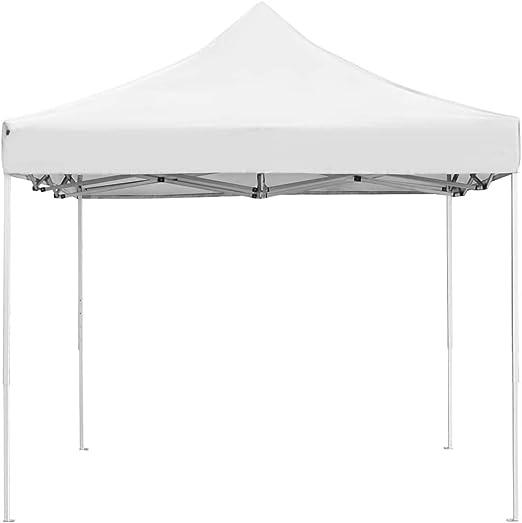 Festnight Cenador para Patio Carpa para Fiestas Carpa Plegable Profesional de Aluminio Blanca 4,5x3 m: Amazon.es: Hogar